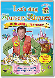 Lets-Sing-Nursery-Rhymes-With-Justin-Fletcher-DVD-BRAND-NEW-SEALED