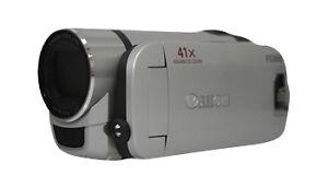 Canon FS 300 Camcorder - Silver