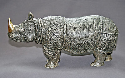 asian art of rhinoceros