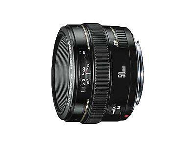 Canon EF 1,4 / 50 mm USM für EOS 50mm Neuware vom Fachhändler