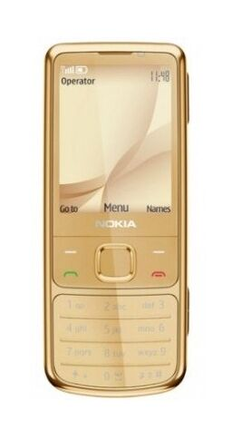 Nokia Classic 6700 - Gold (Unlocked) Cellular Phone