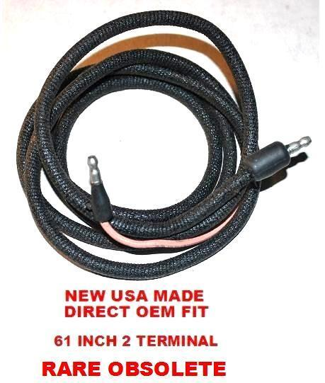 coil resistor wire ford lincoln mercury 1960 1961 1962 1963 1964 item information