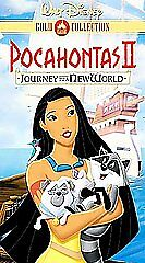 Pocahontas-II-Journey-To-A-New-World-VHS-2000-Gold-Collection-Edition-112-22