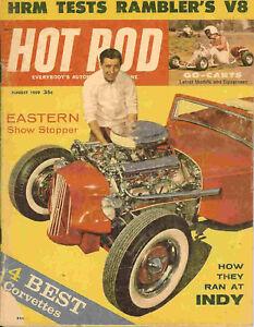 hot rod 1959 aug rambler indy corvette wagon go kart. Black Bedroom Furniture Sets. Home Design Ideas