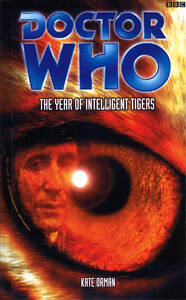 Year of Intelligent Tigers (Doctor Who)-ExLibrary