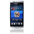 Sony Ericsson XPERIA arc S (Latest Model) - 1 GB - Misty silver (Unlocked) Smartphone