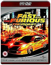 The Fast And The Furious  Tokyo Drift HD DVD 2006 - Kirkwall, United Kingdom - The Fast And The Furious  Tokyo Drift HD DVD 2006 - Kirkwall, United Kingdom