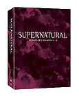 Supernatural: Seasons 1-6 (DVD, 2011, 6-Disc Set) (DVD, 2011)