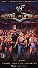 WWF - Royal Rumble 2001 (VHS, 2001)