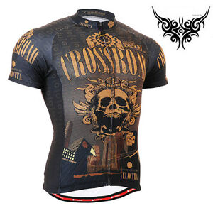 NEW-mens-cycling-jersey-top-gear-cyclist-road-bike-shortsleeve-shirts-S-3XL