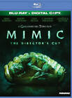 Mimic (Blu-ray Disc, 2011, 2-Disc Set, Unrated; Director's Cut; Includes Digital Copy)