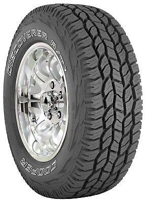 4 315/75-16 Cooper Discoverer At3 55k 8ply Tires 75r16 R16 75r
