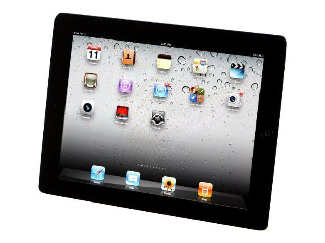 Apple iPad 2 16GB, Wi-Fi, 9.7in - Black Tablet