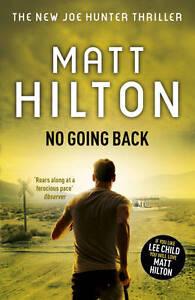 No Going Back Hilton, Matt Very Good Book
