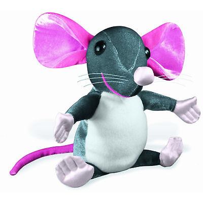 Big Biddle Mouse 8.5 Plush, By Yottoy