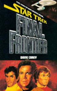 Carey-Diane-Final-Frontier-Star-Trek-Book