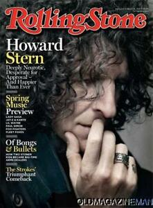 Howard Stern Rolling Stone March 2011 Lady Gaga Born