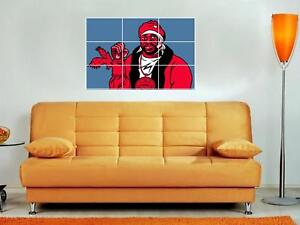 GHOSTFACE-KILLAH-35-X25-MOSAIC-WALL-POSTER-RAP-HIP-HOP