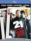 21 (Blu-ray Disc, 2008, Canadian)
