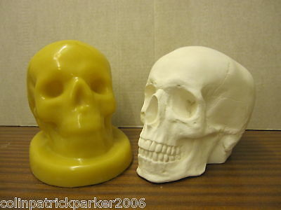 NEW  SUPERCAST REF 0615 RUBBER LATEX SKULL MOULD / MOLD  NEW