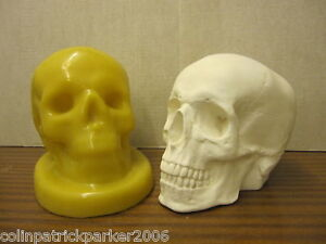 NEW-SUPERCAST-REF-0615-RUBBER-LATEX-SKULL-MOULD-MOLD-NEW