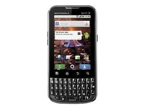 BRAND-NEW-Motorola-XPRT-2GB-Black-Sprint-Smartphone