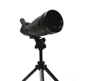 30-90x100 Spotting Scope. 30x to 90x zoom magnification, 100mm lens