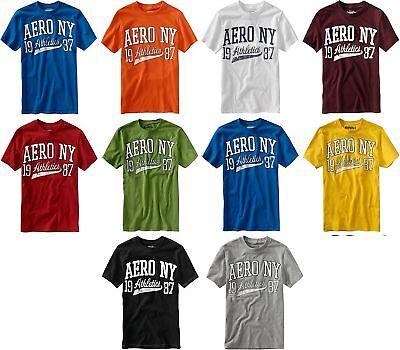 Aeropostale Mens Logo T Shirt Tee Xs,s,m,l,xl,xxl,2xl