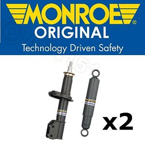 2x-MONROE-Shock-Absorbers-VAUXHALL-VECTRA-C-REAR