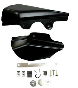 MID-FRAME-HEAT-DEFLECTORS-FOR-HARLEY-FLH-FLT-HEAT-SHIELDS-FOR-TOURING-MODELS