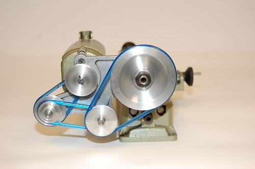 Unimat Sl/db Belts Urethane Factory Weld Slow Speed Set