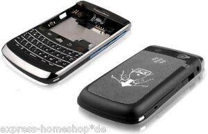 Blackberry-9700-Bold-Gehause-Schale-Cover-Akkudeckel