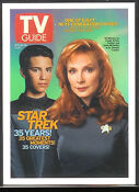 Star Trek TV Guide Covers