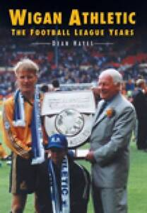 Hayes-Wigan Athletic  BOOK NEW