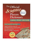 The Official Scrabble Players Dictionary : Merriam Webster (Paperback, 2005)