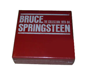 BRUCE-SPRINGSTEEN-Collection-73-84-2010-7x-CD-SEALED