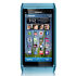Cell Phone: Nokia N Series N8 - 16GB - Blue (Unlocked) Smartphone