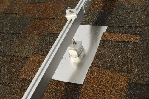 10 Rapid Mount For Solar Panel Mounting On Shingle Roof