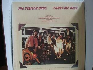 The-Statler-Brothers-CARRY-ME-BACK-Vinyl-LP-VG-NM