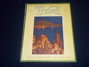 1926-OCTOBER-TRAVEL-MAGAZINE-THE-BAY-OF-NAPLES-II-1861
