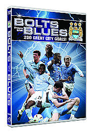 Manchester City - Bolts From The Blues - 200 Great City Goals DVD