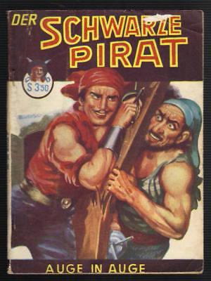 DER SCHWARZE PIRAT # 20/'50-52 GOLF VERLAG INSBRUCK