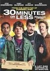 30 Minutes or Less (DVD, 2011, Canadian; French)