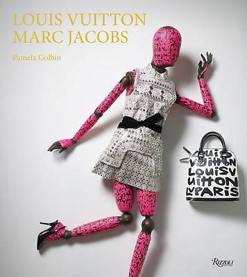 Louis Vuitton / Marc Jacobs, Pamela Golbin, New Book
