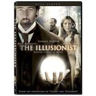The Illusionist (DVD, 2007, Pan & Scan) (DVD, 2007)
