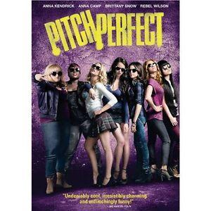 Pitch Perfect (DVD, 2012) Anna Kendrick, Skylar Astin NEW