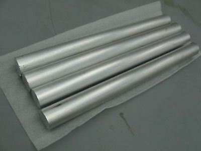 Aluminum Bar Stock 1 Round X 12 Length 4 Total