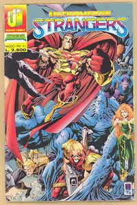 ULTRAVERSE STRANGERS n. 1 !!!! Malibu Comics 1994 - Italia - IL CLIENTE PUO' RESTITUIRE L'OGGETTO ENTRO E NON OLTRE I 10 GIORNI DALLA RICEZIONE DEL PACCO. LA SPEDIZIONE PER LA RICONSEGNA SARA' A CARICO DEL CLIENTE. IL VENDITORE UNA VOLTA ARRIVATO L'OGGETTO, NE VALUTERA' LA CONDIZIONE E VERRANO RIMBORSATI I - Italia