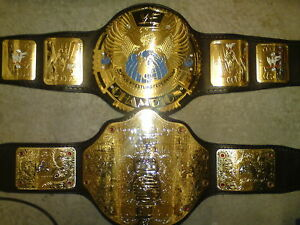 Real-Wrestling-Replica-Belt-Releathering-WWE-TNA-ECW