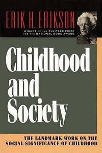 Childhood and Society by Erik H. Erikson (Paperback, 1994)